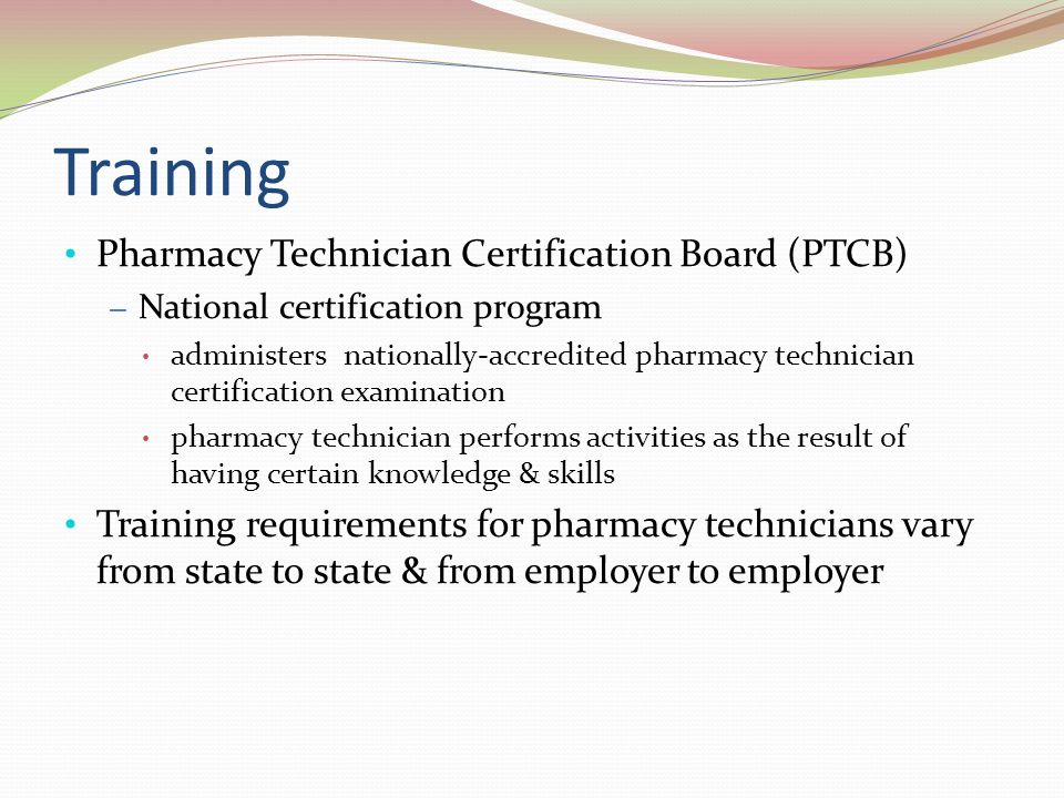 Chapter 1: Introduction to Pharmacy. Learning Outcomes Compare ...