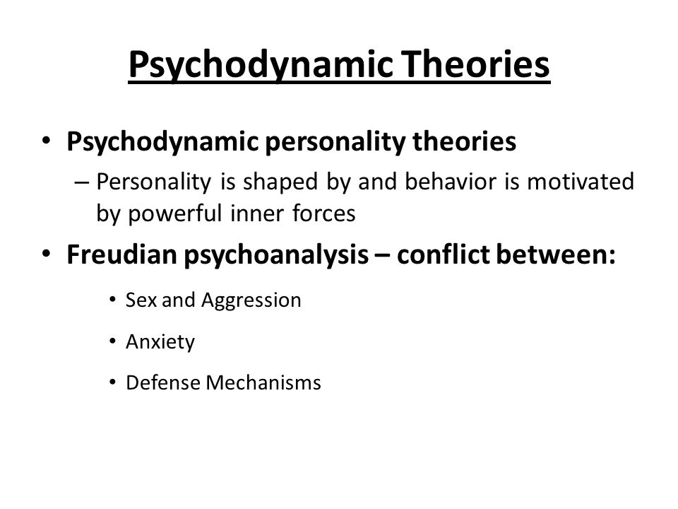 psychodynamic theory Pdf | in many ways, contemporary psychodynamic theories can be thought of as theories of relationships although sigmund freud's orginial theory was primarily.