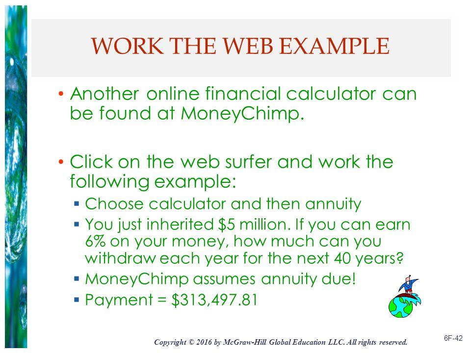 Simple mortgage calculator.