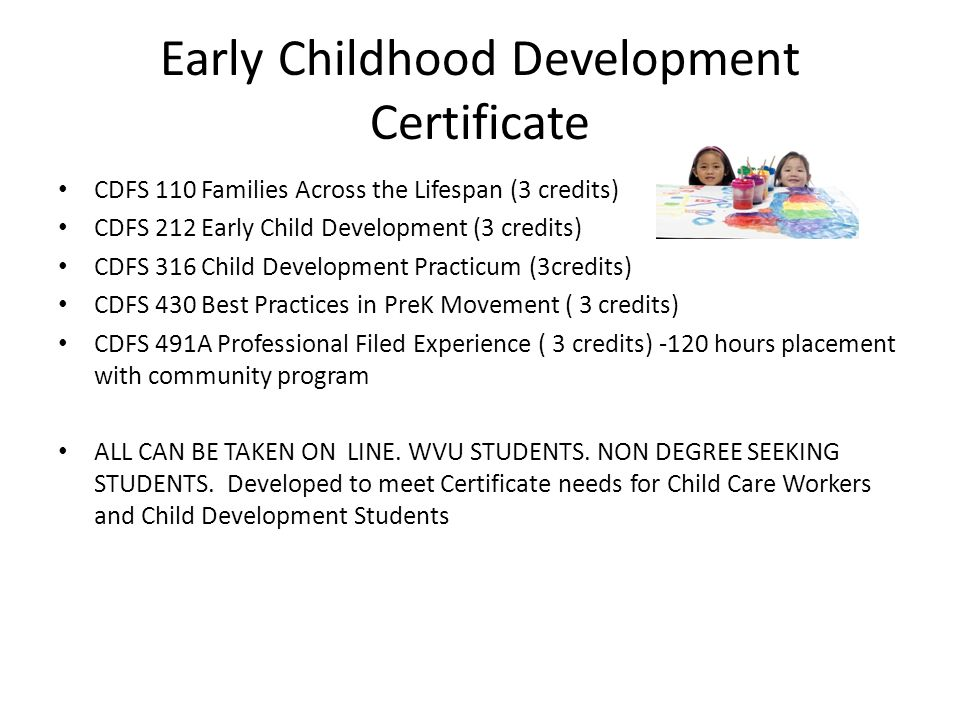 CHILD DEVELOPMENT AND FAMILY STUDIES (CDFS) Spring Advising Forum ...