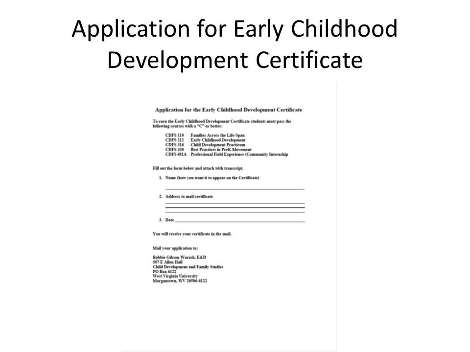Child Development And Family Studies Cdfs Spring Advising Forum
