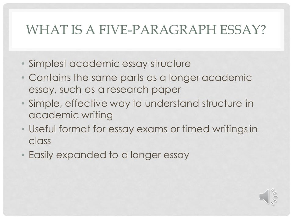 english composition five paragraph essay structure  ppt download english composition five paragraph essay structure  overview of structure  purpose and parts of five paragraph essay