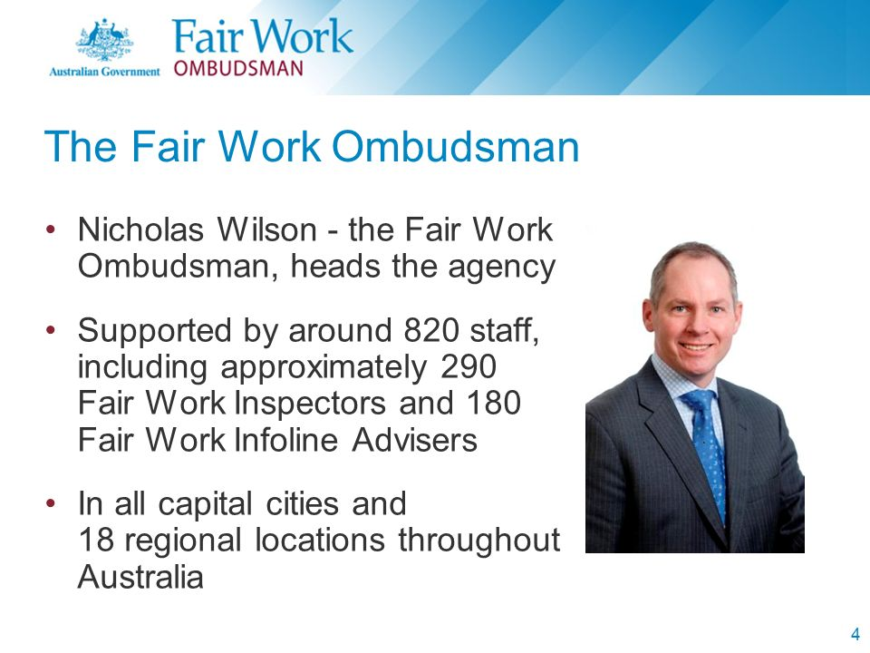 Rights & Responsibilities under the Fair Work Act 2009