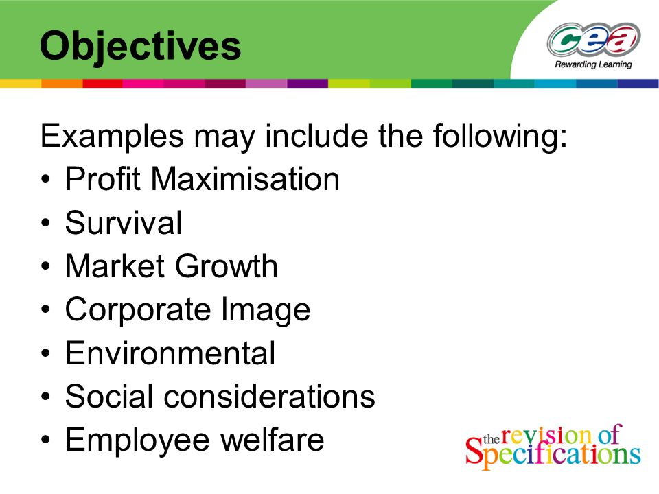 profit maximisation is not the sole objective of business essay An explanation of profit maximisation with diagrams - profit max occurs (mr=mc) implications for perfect competition/monopoly therefore, profit maximisation occurs at the biggest gap between total revenue and total costs a firm can maximise profits if it produces at an output where marginal.