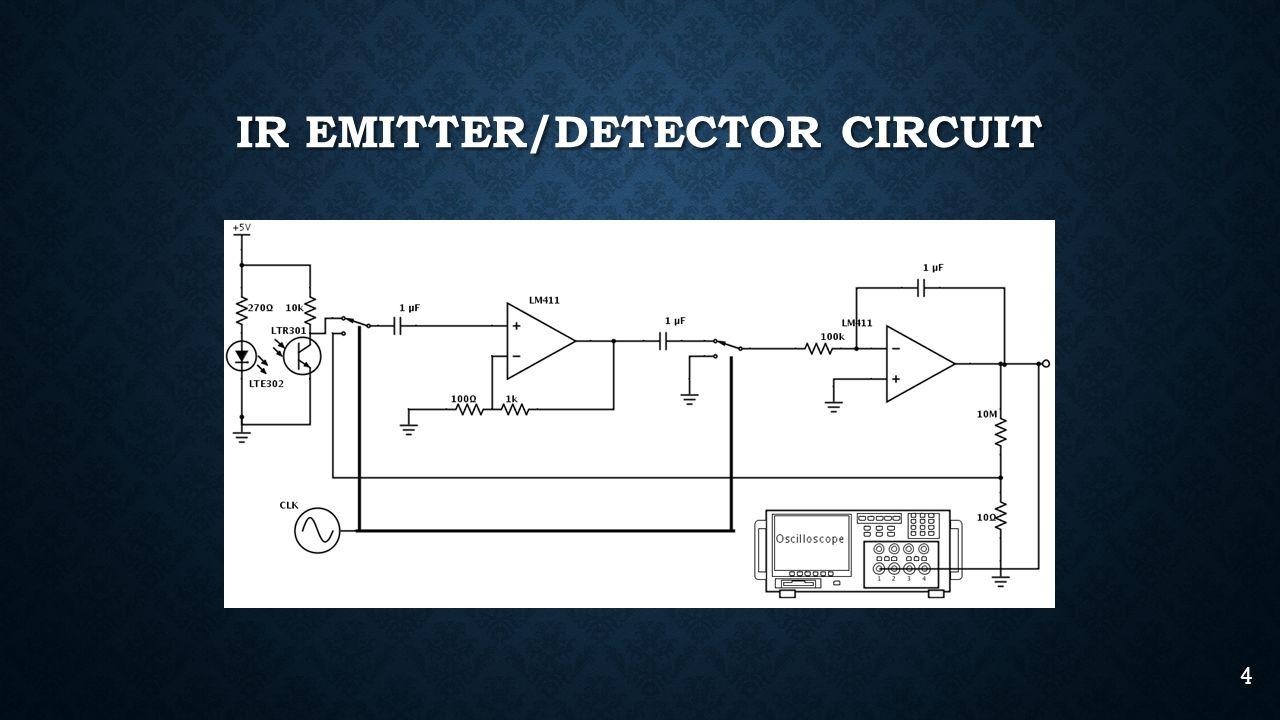 Low Noise Infrared Detector Grace Jung Travis Tanaka Ppt Download Ir Circuit Diagram 4 Emitter