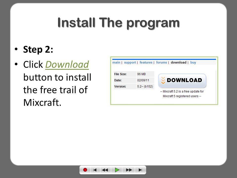 download mixcraft 5 free