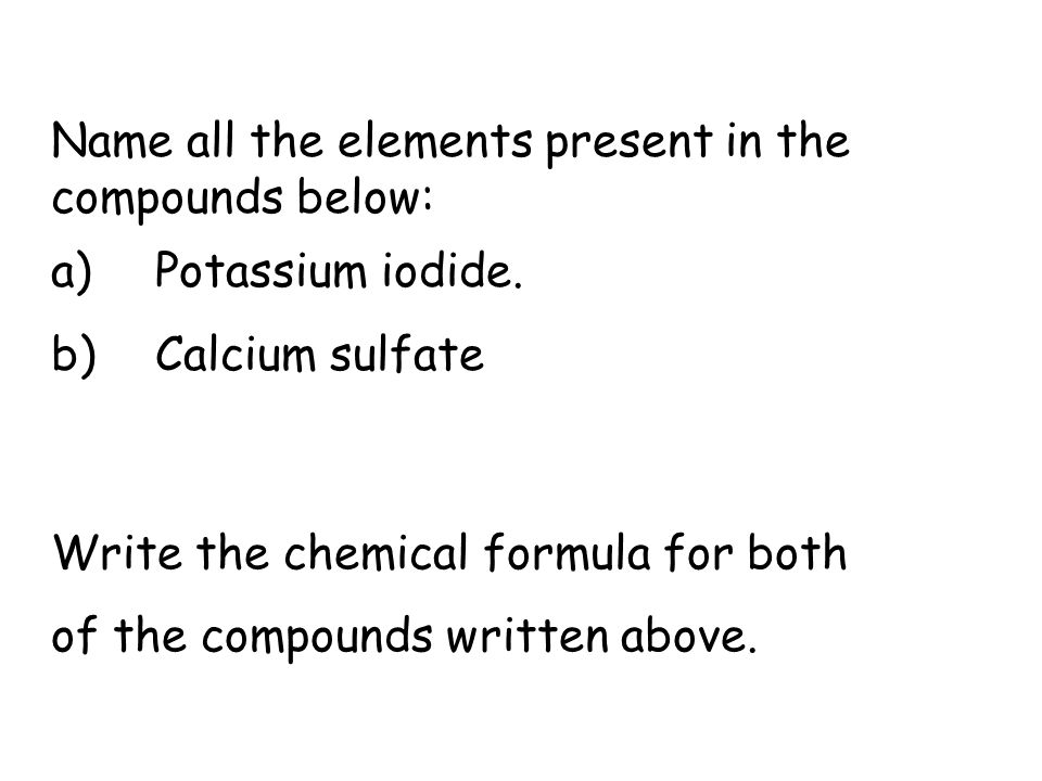 Which Technique Would Be Used To Separate An Insoluble Solid From A