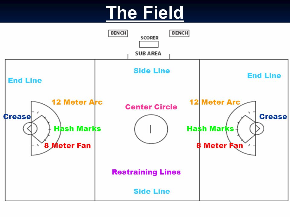 Lacrosse Field Diagram With Positions - Wiring Diagram & Electricity ...