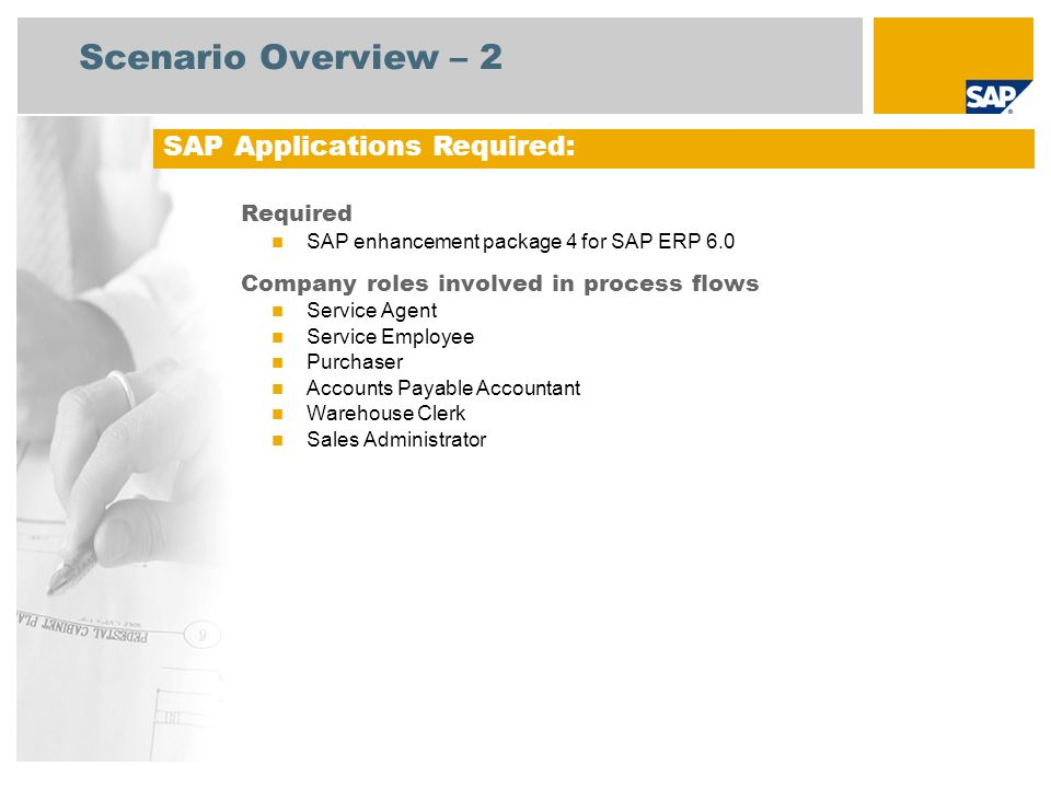Service Contract With Periodic Billing SAP Best Practices Baseline - Open invoice peru