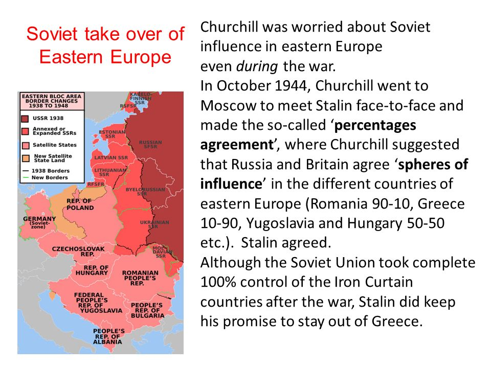 ideological differences of cold war The cold war marked a period of hostility between superpowers: that of the usa (and by extension, the west) and the ussr and the east winston churchill could be said to have helped cause the cold war because of his ideological differences with stalin.