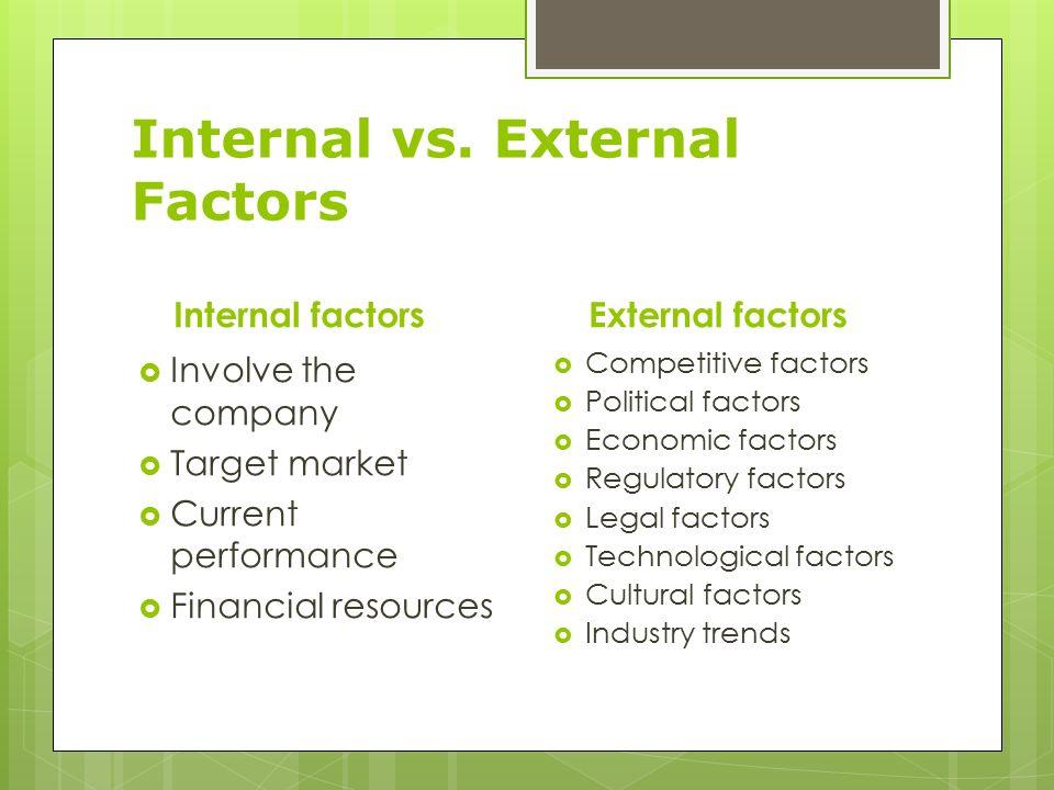 target corporation internal environment