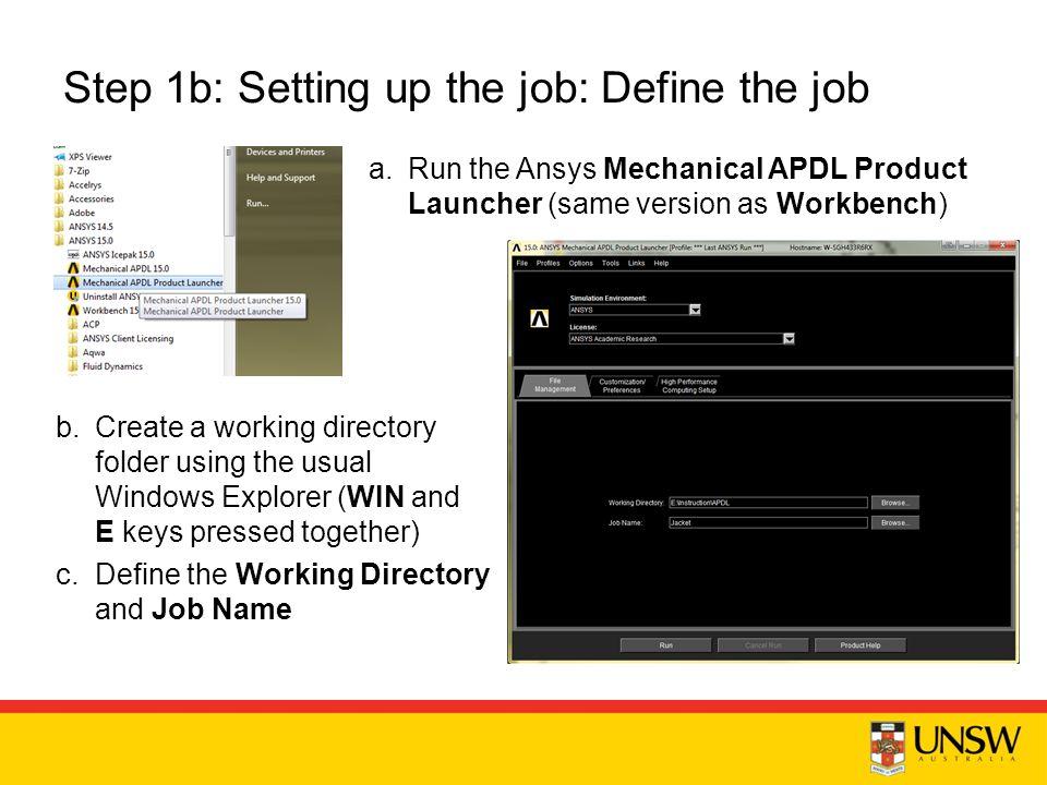 Using HPC for Ansys Mechanical John Zaitseff and Jay Sul