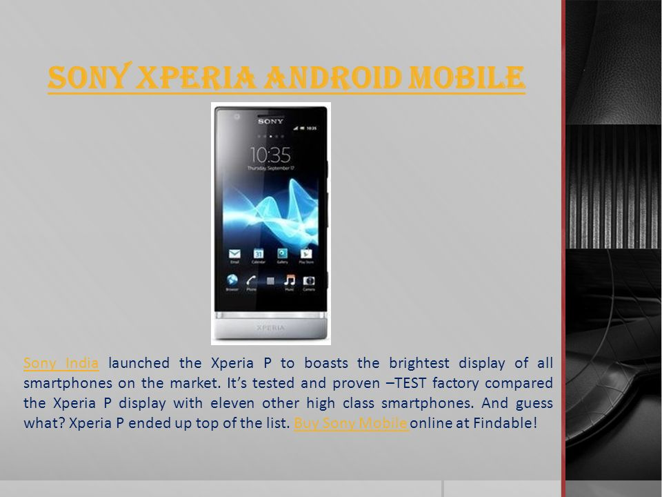 Sony India Electrical and Electronics Sony IndiaSony India offers a ...