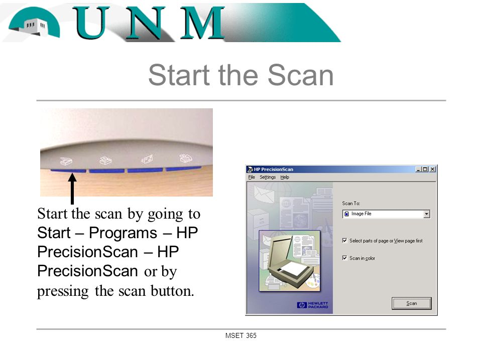 HP PRECISIONSCAN DRIVERS FOR PC