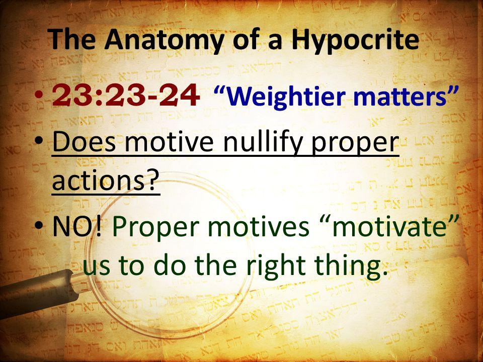The Life of Jesus (28) Matthew 23. A Study of Hypocrisy (3) Matthew ...