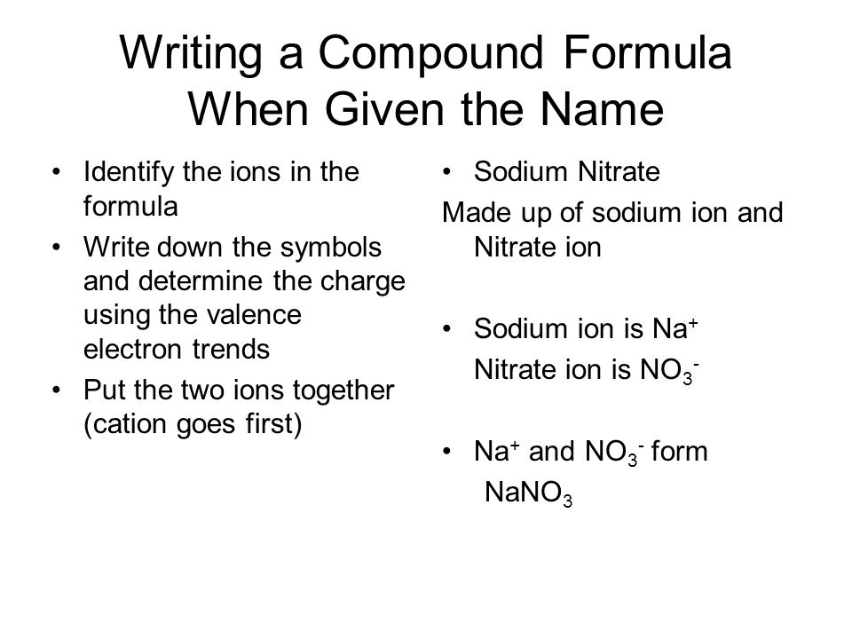 Snc2p Ions And Ionic Compounds Forming Ions In An Atom The Number