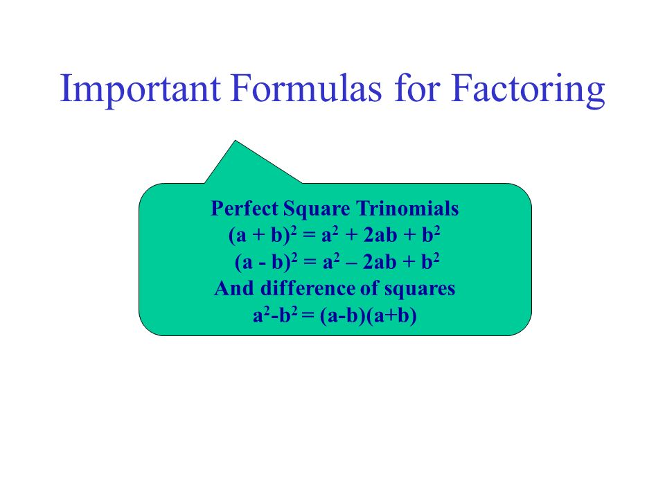 Solving Quadratic Equations. Solving by Factoring. - ppt download