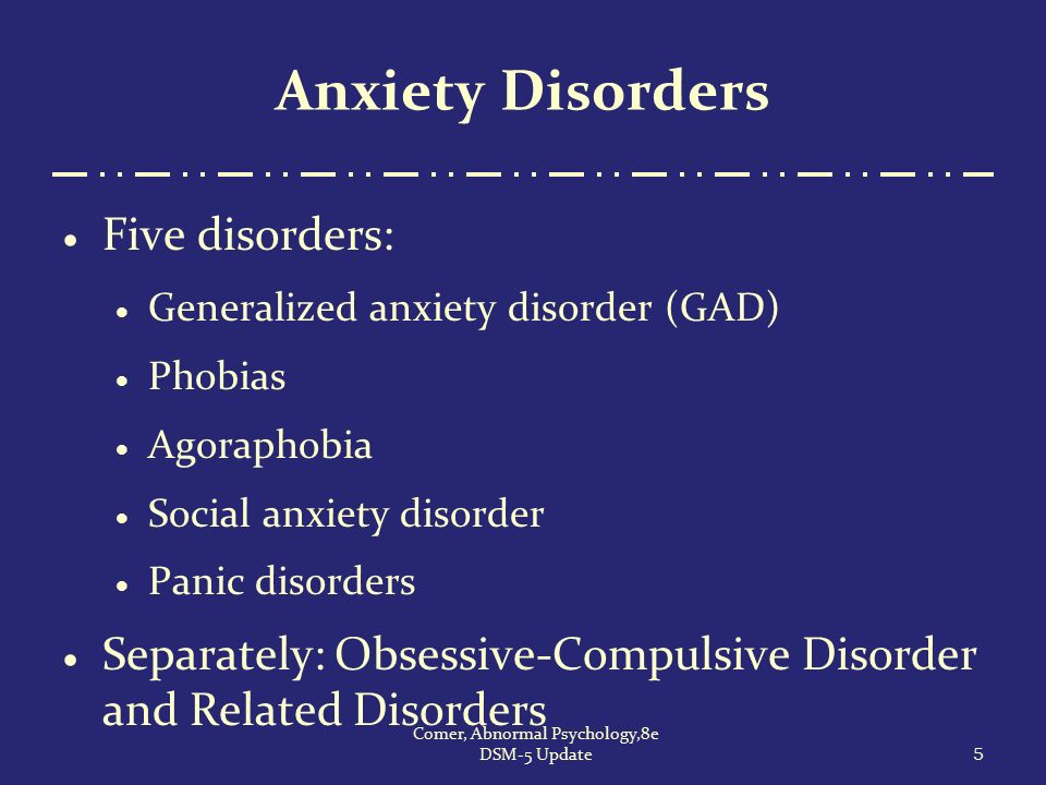 anxiety disorders and social anxiety disorder Social anxiety disorder (sad), also known as social phobia, is characterized by a strong and persistent fear of social or performance situations in which humiliation or embarrassment may occur.