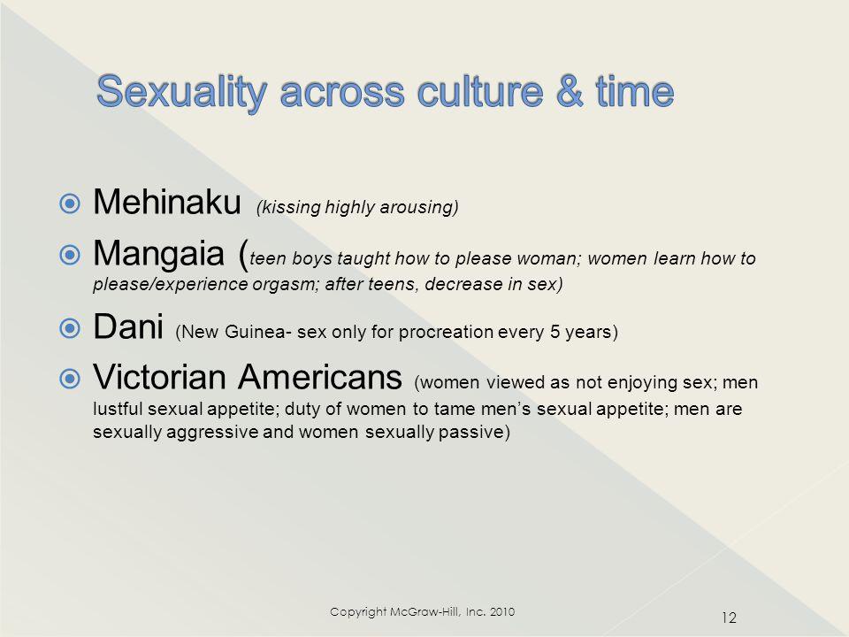 Define sexually passive