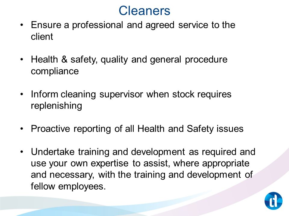 Carillion Pre-screen  Housekeeping Rules Health and safety