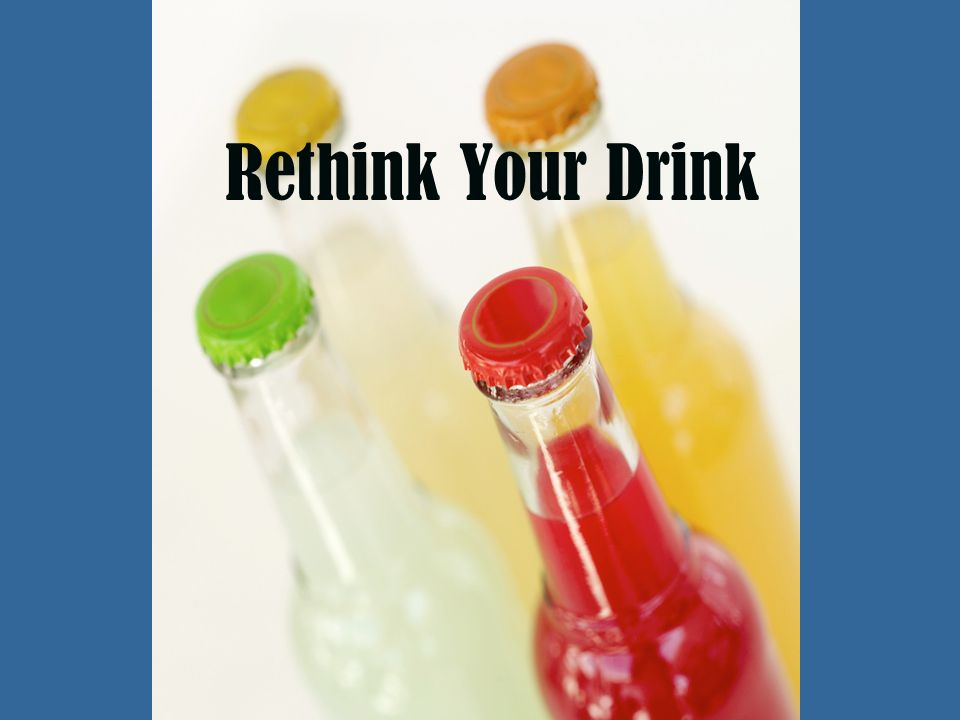 rethink your drink essay Three years ago, leslie jamison's surprise-hit essay collection, the empathy exams, shot out of the dark onto the new york times bestseller list in those essays—about everything from ultramarathoners to artificial sweeteners—jamison used her own stories mostly as lens and sounding board for her.