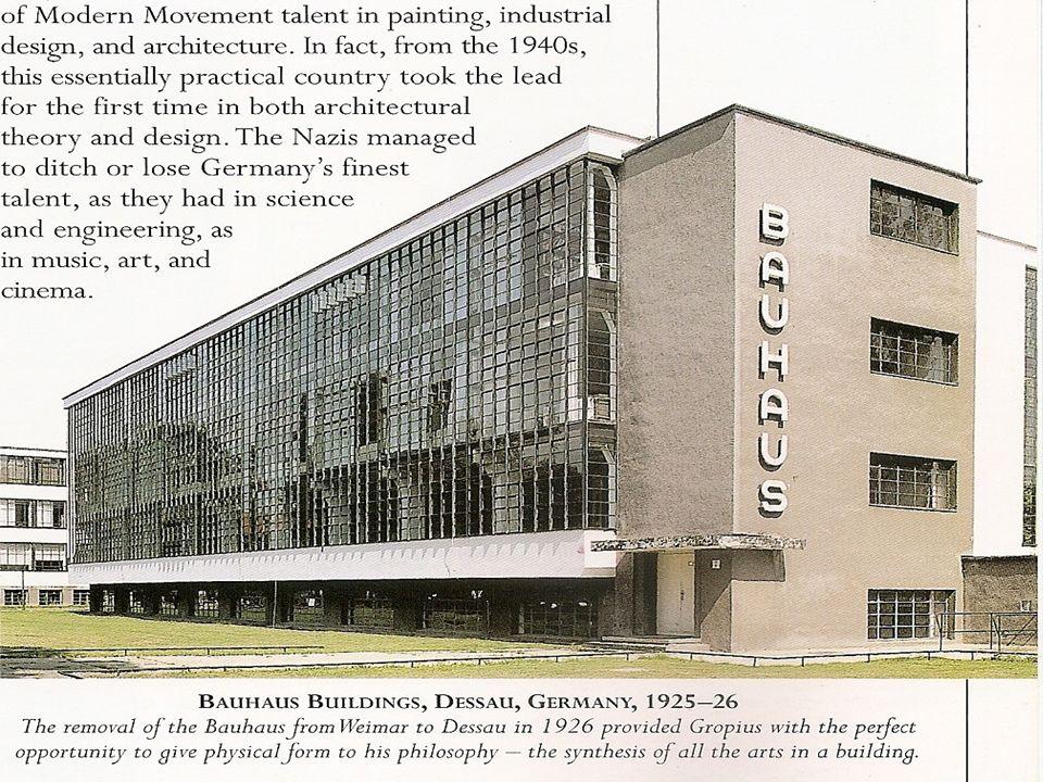 international style modernism