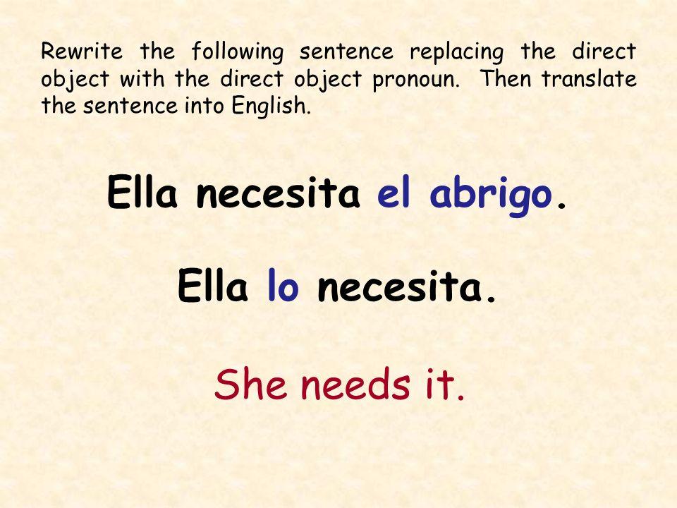 Translation abrigo to english