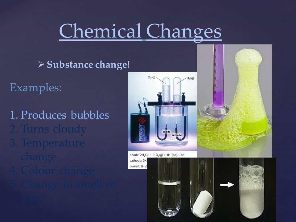 observations of chemical changes labpaq This feature is not available right now please try again later.