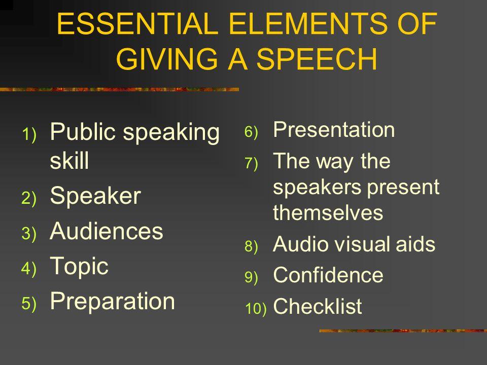 essential elements wikipedia