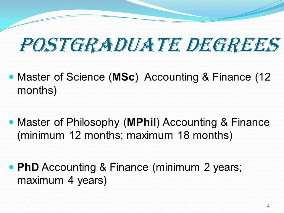 phd topics in accounting and finance