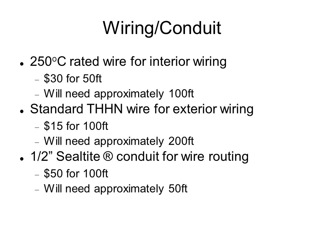 Regulation Electrical Pressure Provides Accurate Wiring In Conduit 7