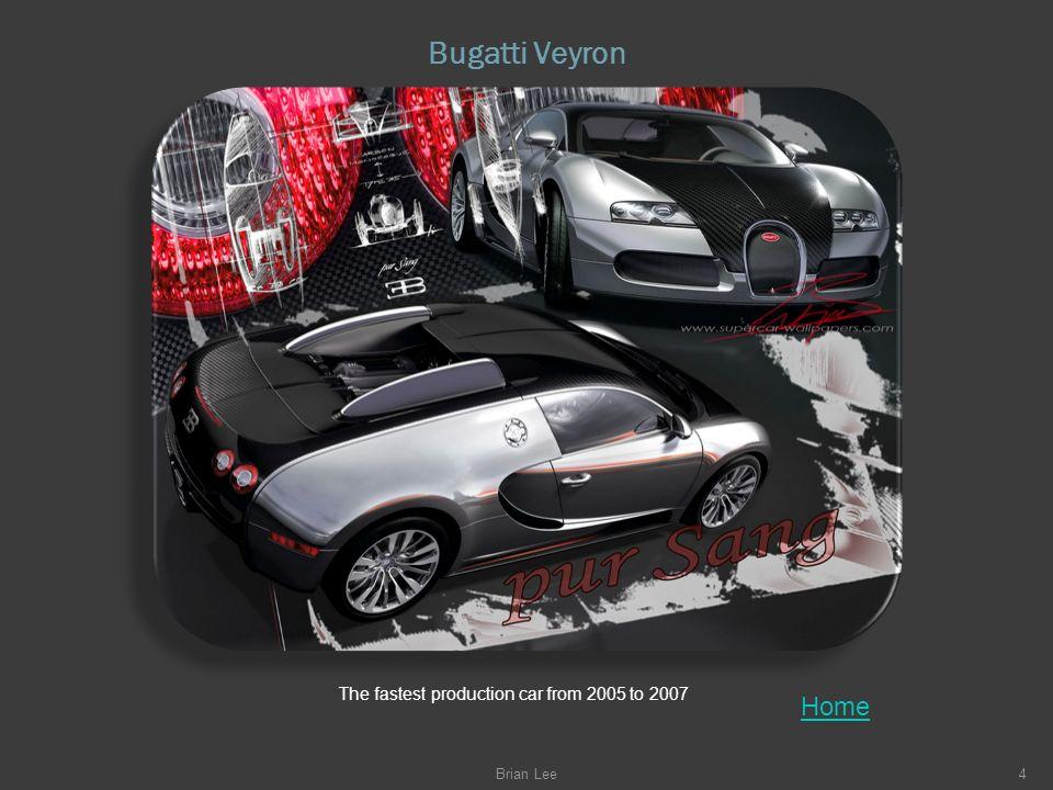 By Brian Lee Menu Table Of Contents Bugatti Bugatti Ferrari