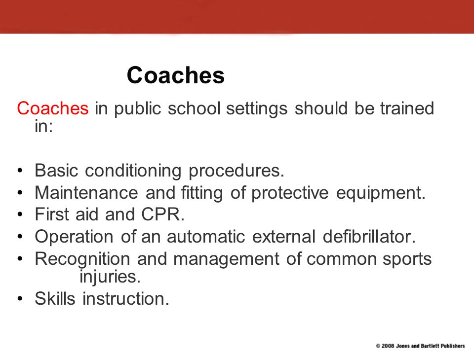 Chapter 2 The Athletic Health Care Team Sports Medicine