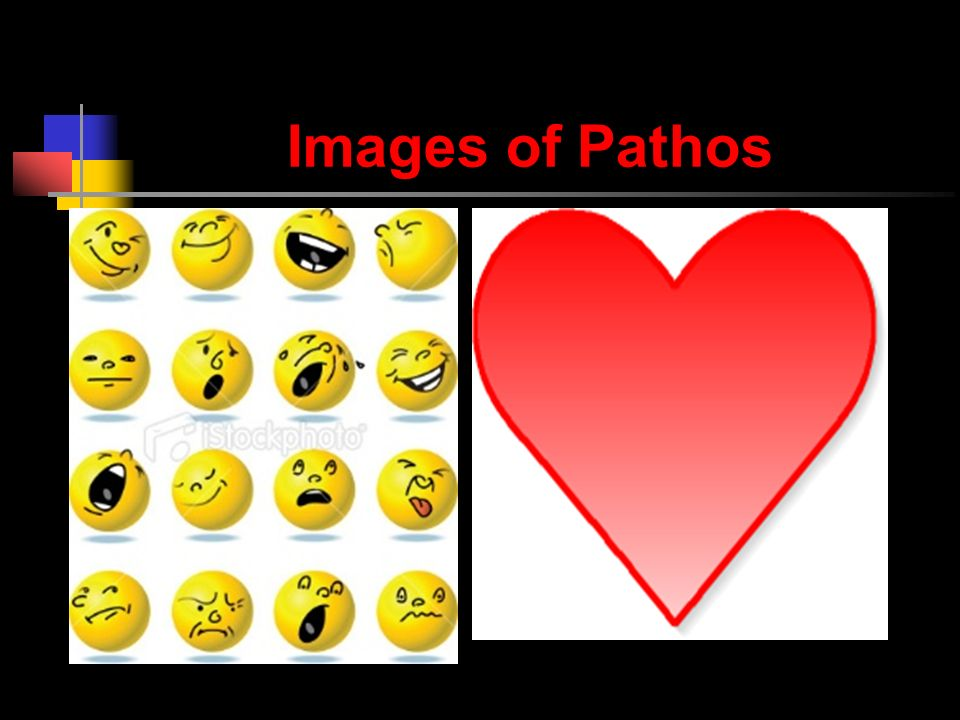 Images of Pathos