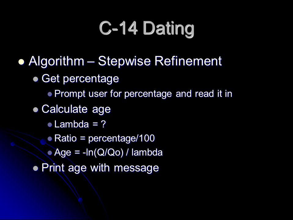 Dating age algorithm