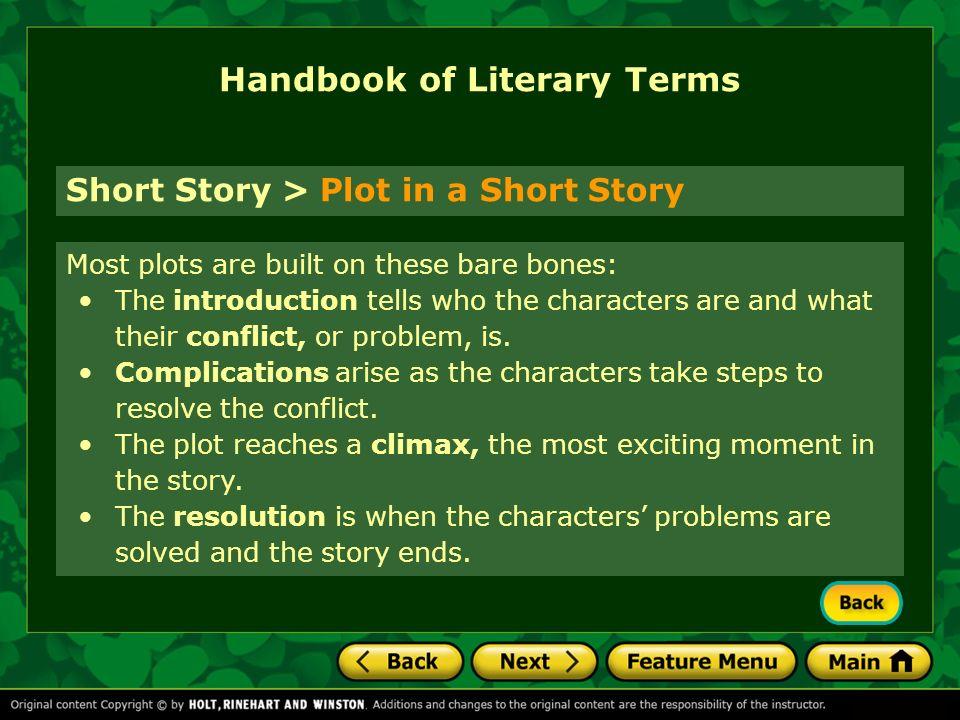 Handbook Of Literary Terms ABCDEFGI JKLMNOPQR STUVWXYZ H