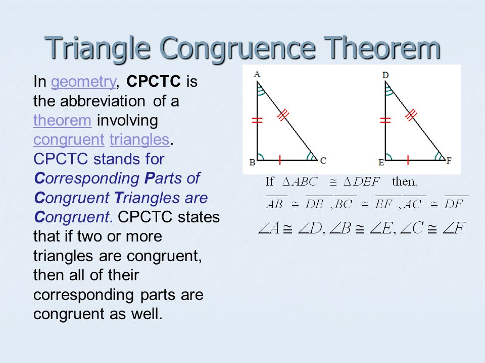 Triangle Congruence I Have Cpctc By Karadimos Md Woke Up This. 2 Triangle Congruence. Worksheet. Congruent Triangles Worksheet Doc At Clickcart.co