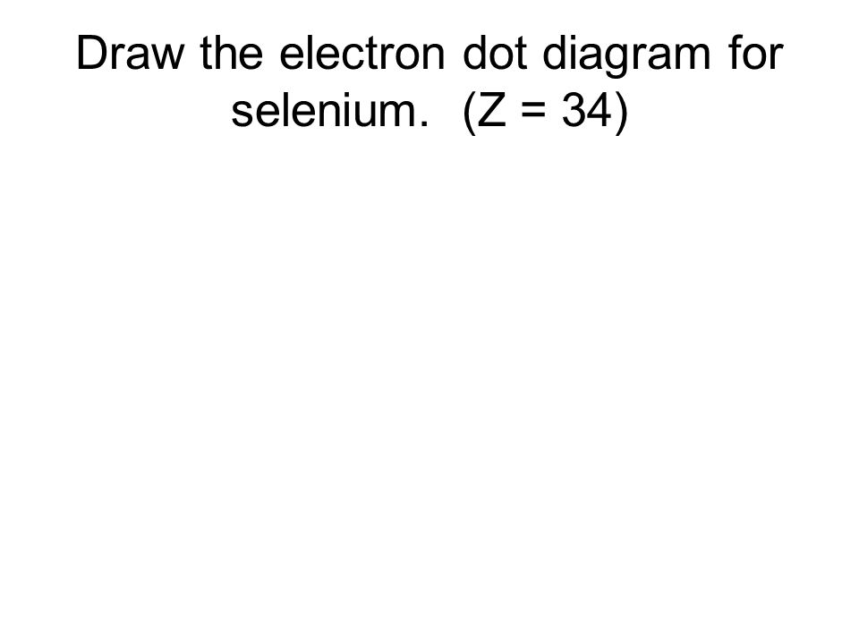 Chapter 5 Orbital Filling Diagrams And Electron Dot Diagrams Ppt