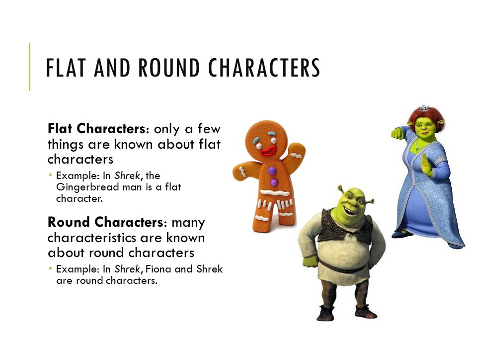 Types of character in literature - honey bautista.
