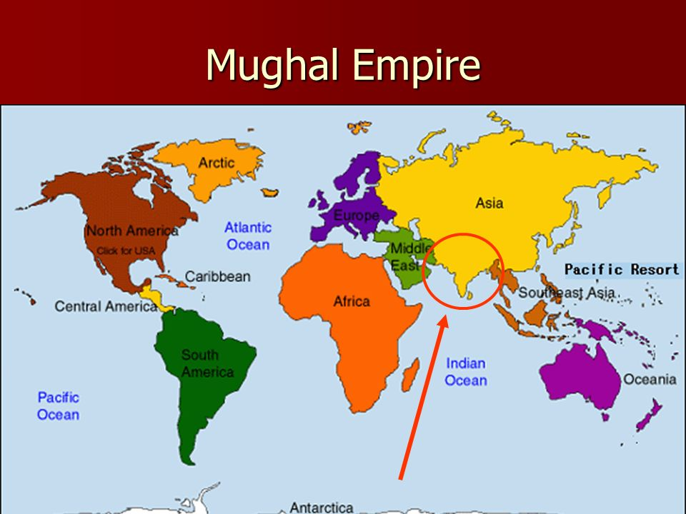 The Ottoman And Mughal Empires World History Ii Where Was The