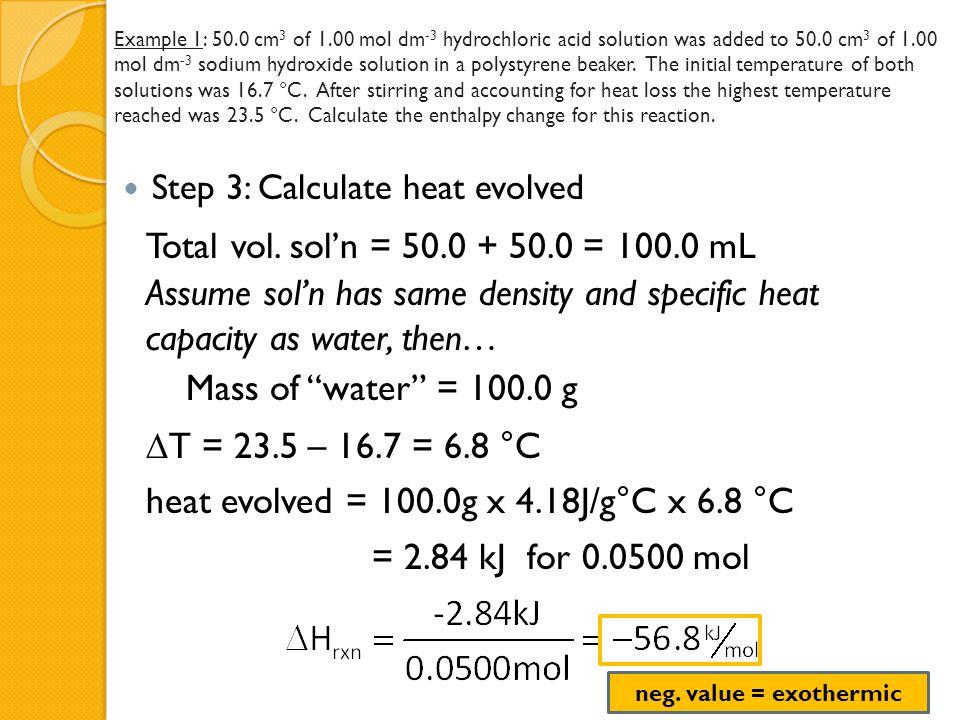 Energetics - IB Topics 5 & 15 adapted from Mrs  D  Dogancy