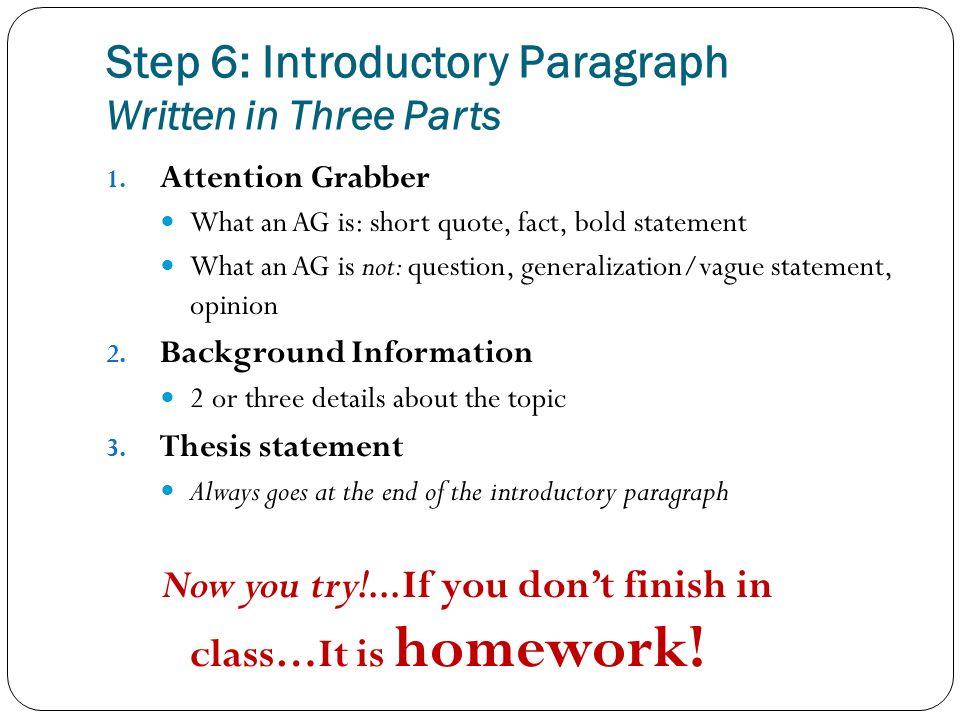 argument type essay narrative