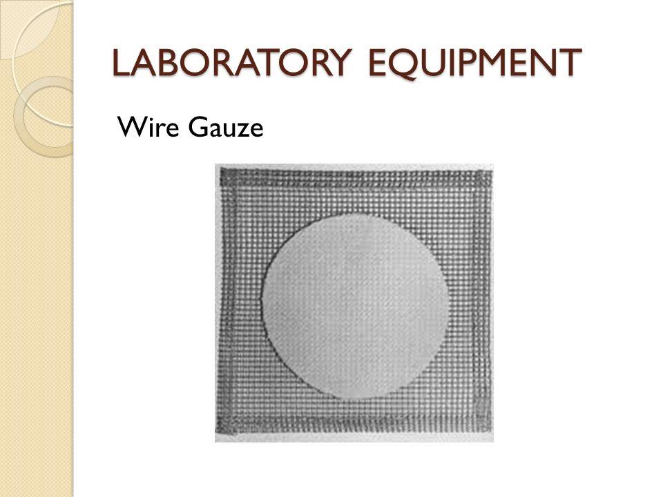 LABORATORY EQUIPMENT. Beaker Tongs LABORATORY EQUIPMENT Glass Plate ...