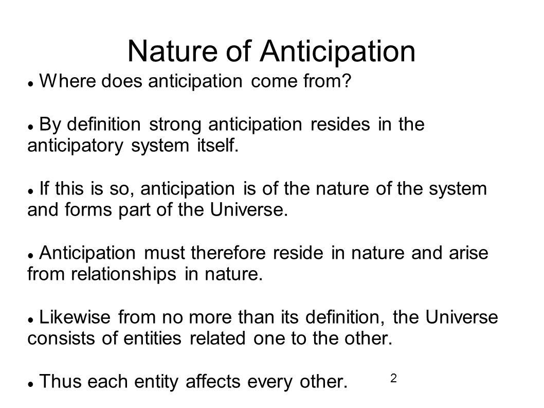 1 the contravariancy of anticipatory systems dimitrios sisiaridis