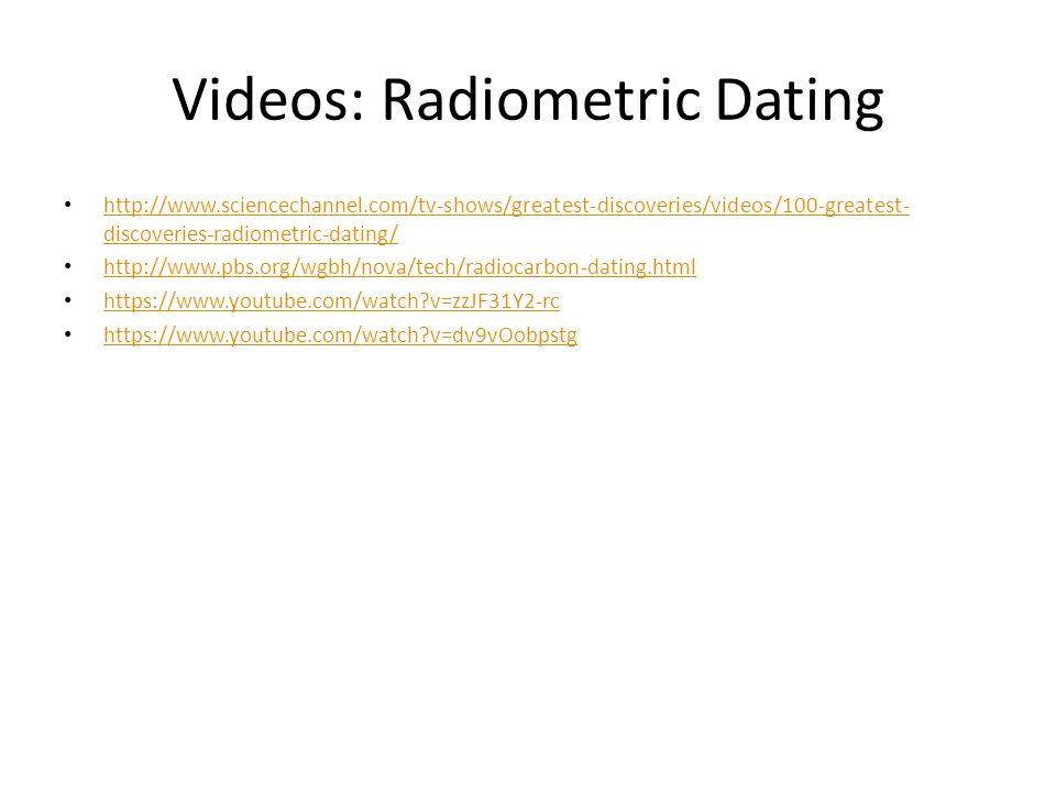 Pbs radiocarbon dating