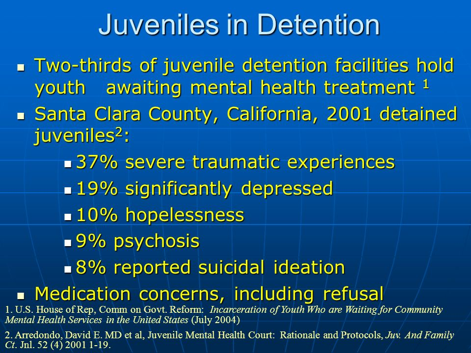 The American Juvenile Court As A Therapeutic Court Judge Tom C