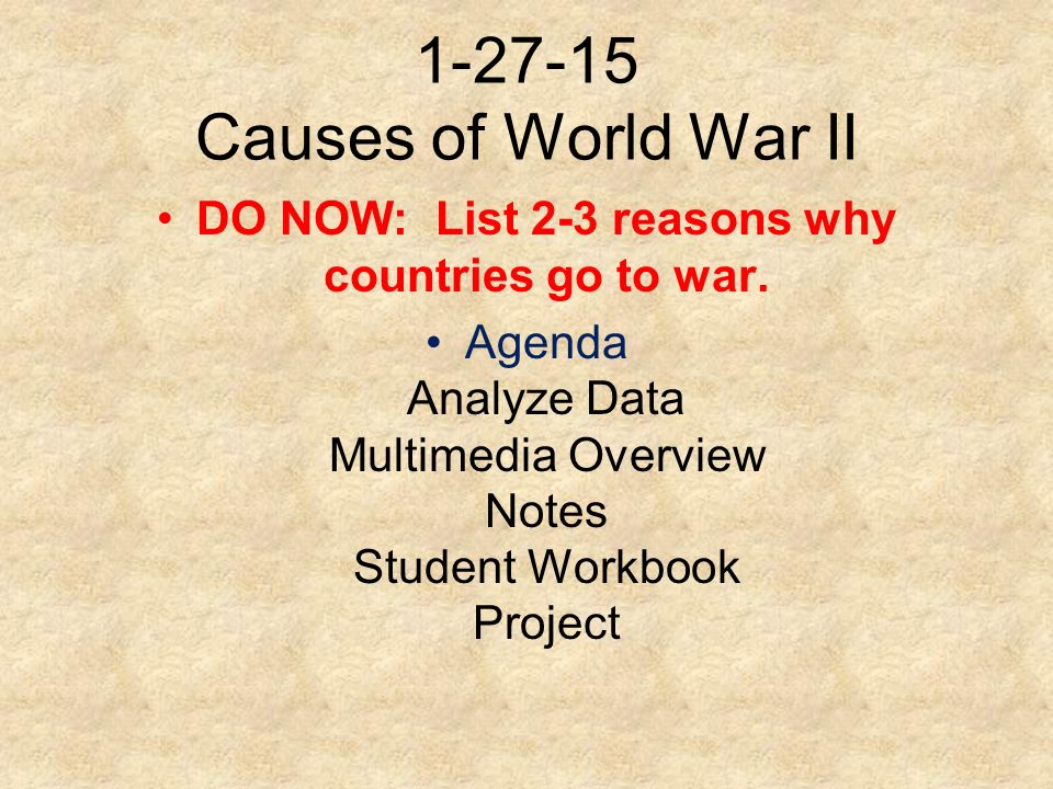 causes of ww2 essay Technology advances and effects in ww1 & ww2 as we advance in our everyday life technology the government advances in its warfare technology also warfare tactics changed and advanced vastly during the world wars the damage and the effect of weapons increased as the technology increased.