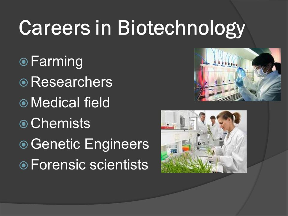 8 th Grade Science  What is Biotechnology?  The science