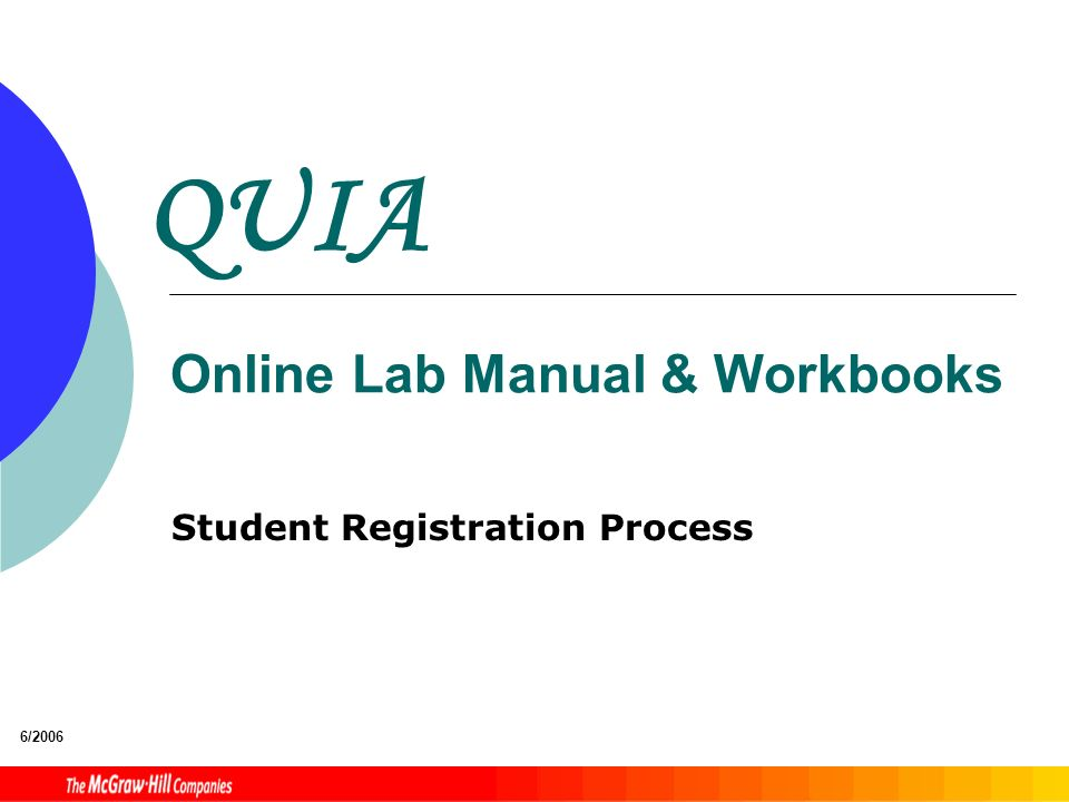 Quia online workbook/laboratory manual volume 1 access card for.