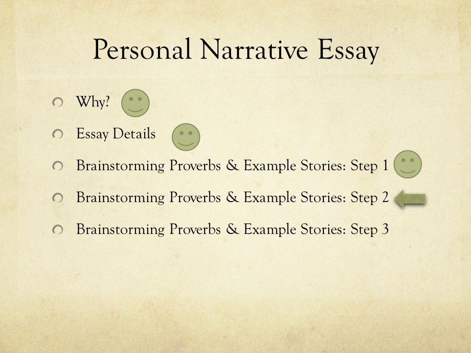 proverbs for essay